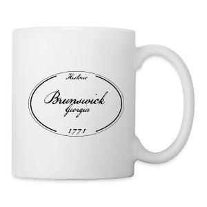 Brunswick Georgia Coffee Mug - Coffee/Tea Mug