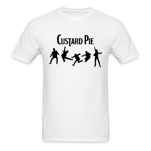 Custard Pie white - Men's T-Shirt