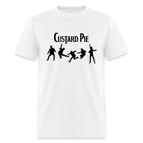 Custard Pie white - Men's T-Shirt