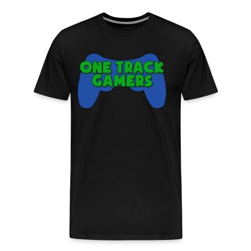 One Track Gamers - Men's Premium T-Shirt