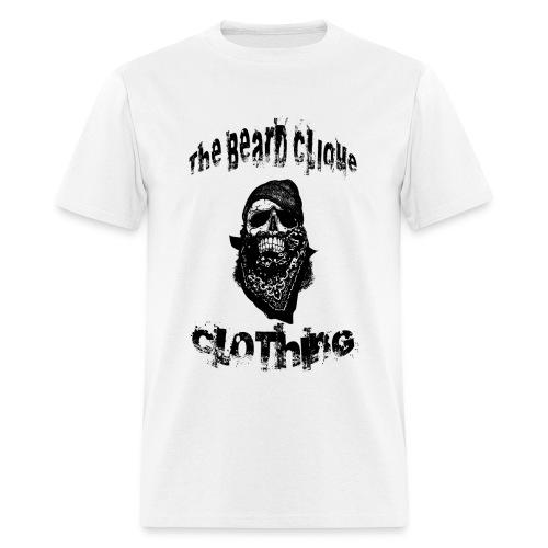 Shave to Da Grave Tee! - Men's T-Shirt