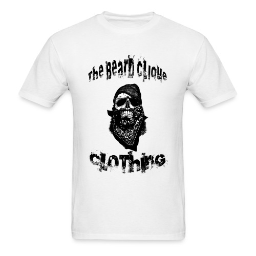 Shave to Da Grave Tee! - Men's T-Shirt