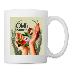 OMG Sauce Coffee Cup - Coffee/Tea Mug
