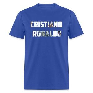 Cristiano Ronaldo Men's T-shirt - Men's T-Shirt