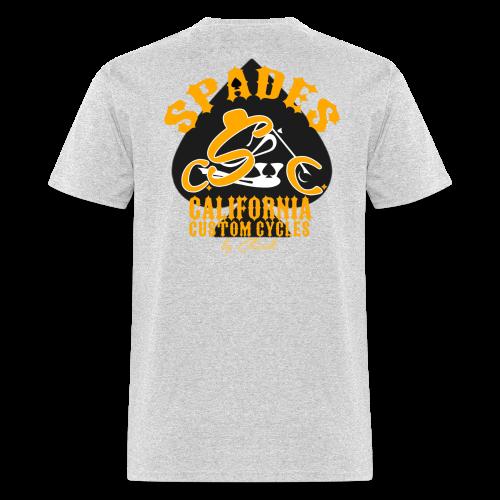 Spades Logo Tee - Men's T-Shirt
