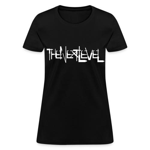 NITCHNOT-LIMITED EDITION DIGITAL INTERIOR CD THE NEXT LEVEL T-SHIRT - Women's T-Shirt