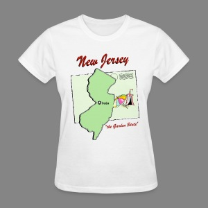 Women's New Jersey T-Shirt - Women's T-Shirt