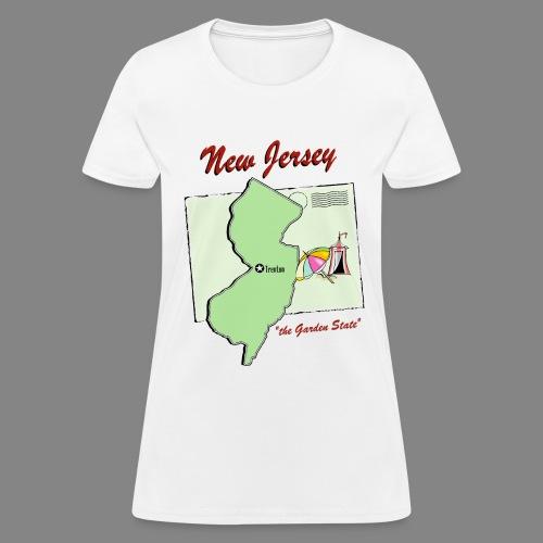 Women's New Jersey T-Shirt - Women's T-Shirt