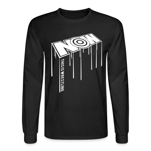 NOW Rising long sleeve tee - Men's Long Sleeve T-Shirt