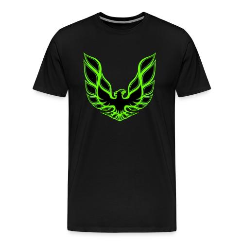 Men's T-Shirt / Large Logo - Men's Premium T-Shirt