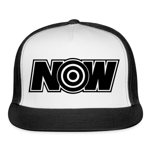 NOW trucker hat - Trucker Cap