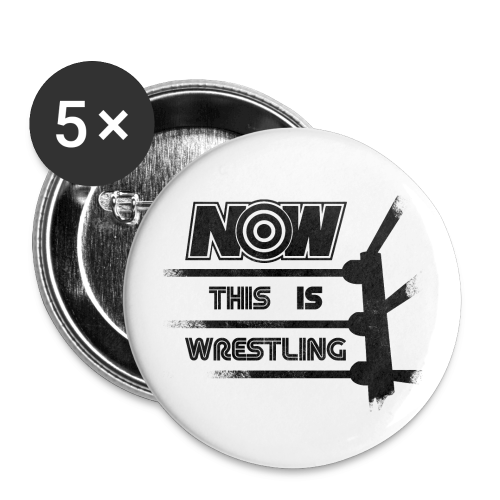 NOW turnbuckle 5 pack buttons - Small Buttons