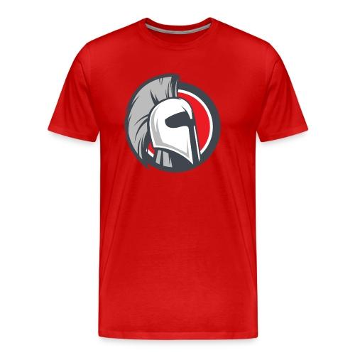 Ares Red Shirt - Mens - Men's Premium T-Shirt