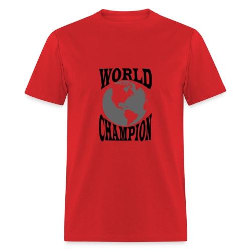 World Champion T-Shirt - Men's T-Shirt