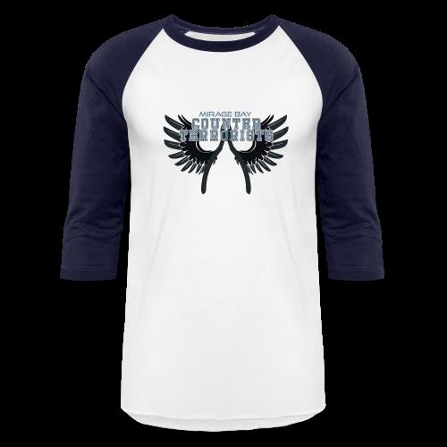 Mirage Bay CTs (Baseball) - Baseball T-Shirt