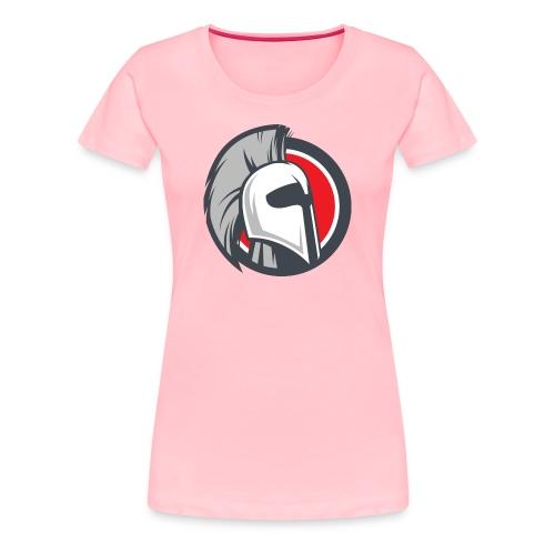 Ares Blue Shirt - Womens - Women's Premium T-Shirt