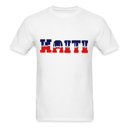 HAITI IS POWERFUL - Men's T-Shirt