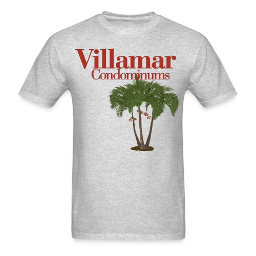 Villamar Tree - Men's T-Shirt