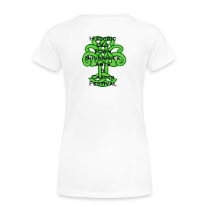 HOTBACF Women's T-shirt - Women's Premium T-Shirt
