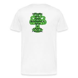HOTBACF Men's T-shirt - Men's Premium T-Shirt