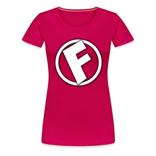 Women's DaBlueEyedFox T-Shirt - Women's Premium T-Shirt