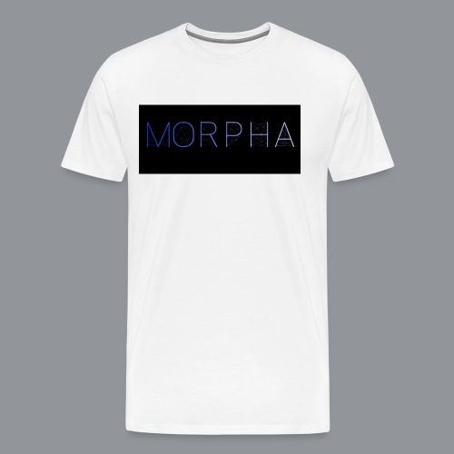 Morpha White - Men's Premium T-Shirt