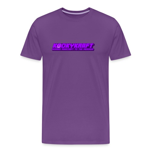 Light Purple KKMC Shirt - Men's Premium T-Shirt