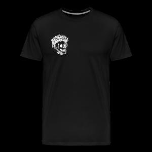 white. - Men's Premium T-Shirt