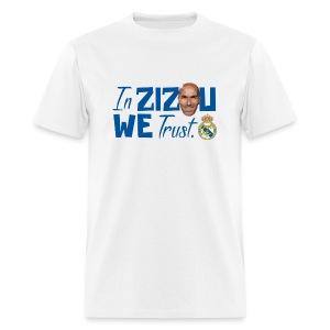Zidane Fan T-shirt - Men's T-Shirt
