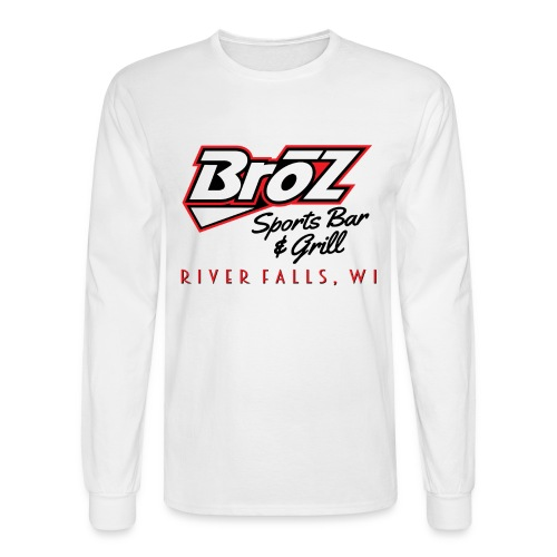 Men's Long Sleeve - Men's Long Sleeve T-Shirt