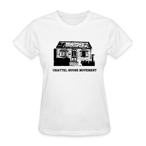 Chattel House One - Women's T-Shirt