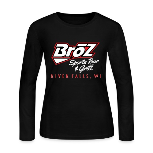 Women's Long Sleeve - Women's Long Sleeve Jersey T-Shirt