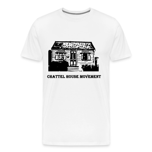 Chattel House One - Men's Premium T-Shirt