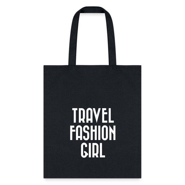 TFG Black Tote Bag