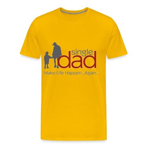 Single Dad - Men's Premium T-Shirt