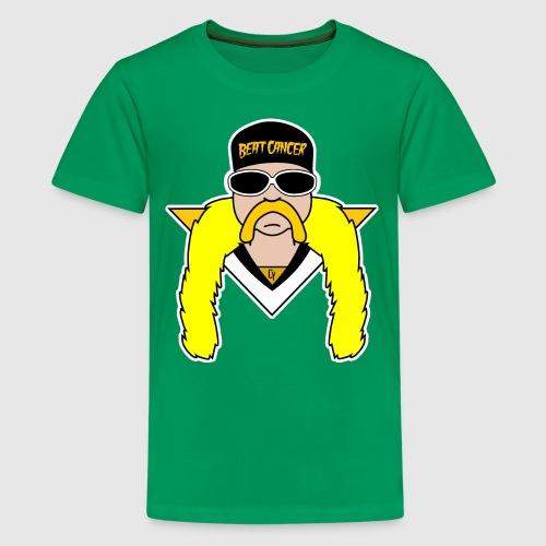 Cy Clark - Kids' Premium T-Shirt