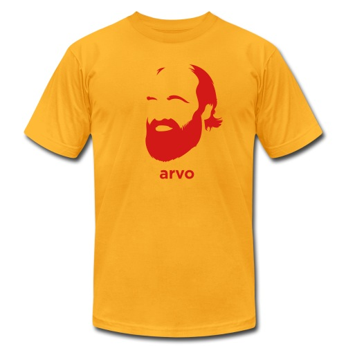 [arvo-part] - Men's T-Shirt by American Apparel