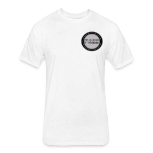 Fade T-Shirt - Fitted Cotton/Poly T-Shirt by Next Level