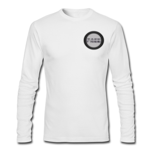 Fade Long T - Men's Long Sleeve T-Shirt by Next Level