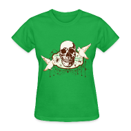 Women's T-Shirts ~ Women's T-Shirt ~ Article 105025755