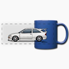 Ford Escort Mark V RS Cosworth Mugs & Drinkware