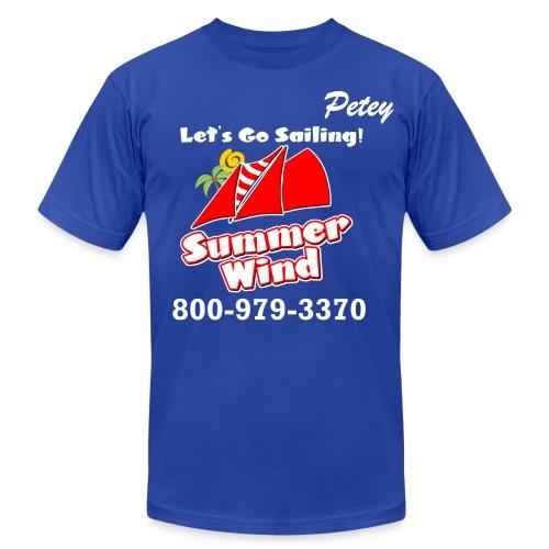 Petey's shirt - Men's Fine Jersey T-Shirt