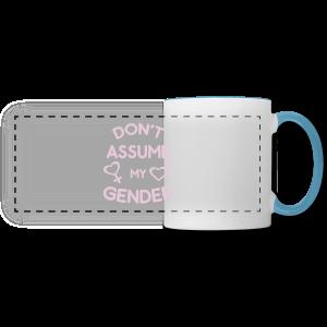 Don't Assume My Gender Genderqueer LGBT