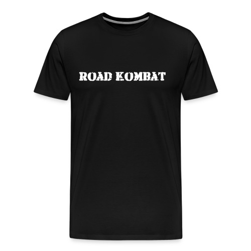 Plain Road Kombat Mens Tee - Men's Premium T-Shirt