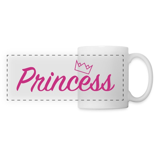 Princess Mug - Panoramic Mug