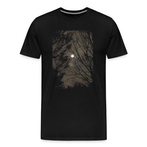 Haunted Skies 1  - Men's Premium T-Shirt