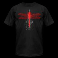T-Shirts ~ Men's T-Shirt by American Apparel ~ [dragonflyrocket]