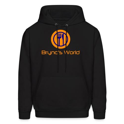 Bryno's World Alternate Logo Hoodie - Men's Hoodie