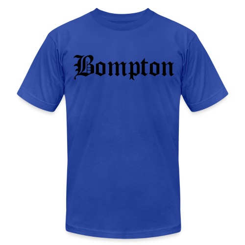 BOMPTON - Men's Fine Jersey T-Shirt