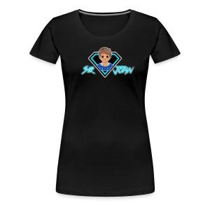 SirJohn Avi Hoodie - Women's Premium T-Shirt